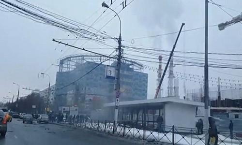 взрыв у метро Коломенская