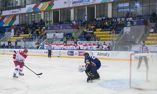 Универсиада 2017,хоккей