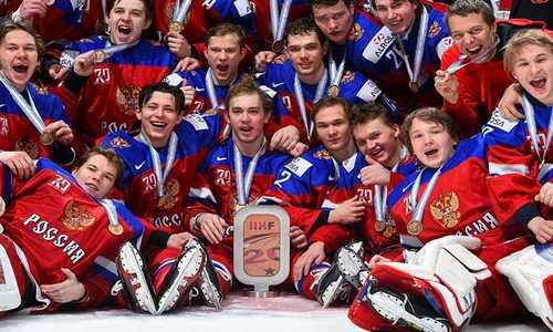 сборная России по хоккею (молодежка)