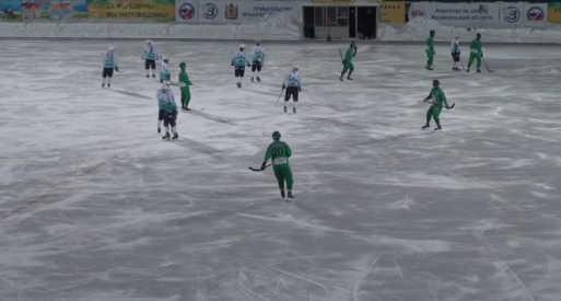 В матче ЧР по хоккею с мячом «Водник»-«Байкал-Энергия» 26 февраля были забиты 20 автоголов