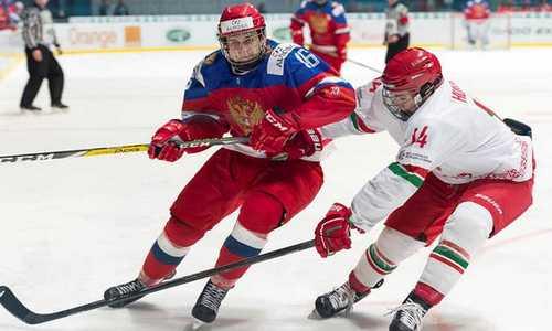 Матч Россия-Словакия юниорского чемпионата мира 2017 по хоккею пройдет 20 апреля