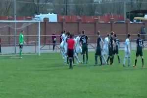 «Ротор-Волгоград» разгромил «Краснодар-2» в матче 23-го тура первенства ПФЛ 2016/2017 (зона Юг)