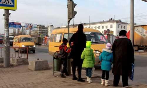 Еще 16 маршрутов маршрутных такси прекращают свою работу в Волгограде с 1 мая 2017 года