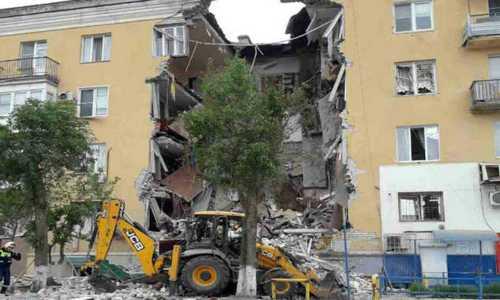 Стал известен список пострадавших при взрыве дома в Волгограде на проспекте Университетском 16 мая
