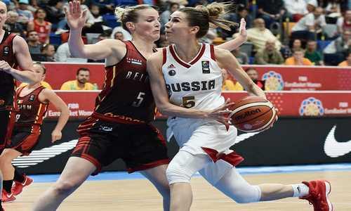 ЧЕ по баскетболу 2017: женская сборная России в овертайме проиграла Бельгии в матче 2-го тура