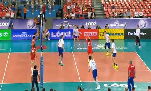 Стали известны все сборные-участницы «Финала шести» волейбольной Мировой лиги 2017