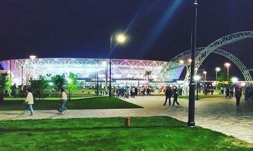 Стадион Волгоград-Арена