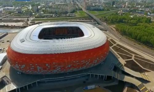 Отборочные матчи чемпионата Европы 2020 по футболу сборная России проведет в Саранске и Нижнем Новгороде