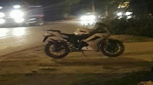 Мотоцикл погибшего в Волгограде байкера