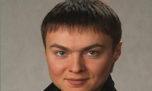 Актер Александр Исаков.