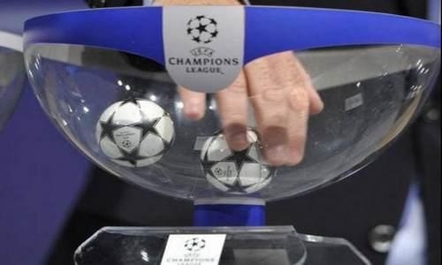 Жеребьевка 1/8 финала футбольной Лиги чемпионов сезона 2018/2019 пройдет 17 декабря