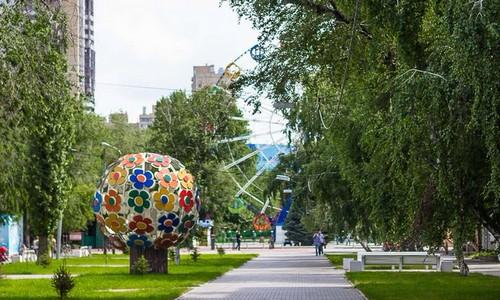 Полная программа праздничных мероприятий, посвященных Дню города, в Волгограде включит концерт, дискотеку и салют
