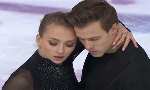 Виктория Синицина и Никита Кацалапов, фигурное катание