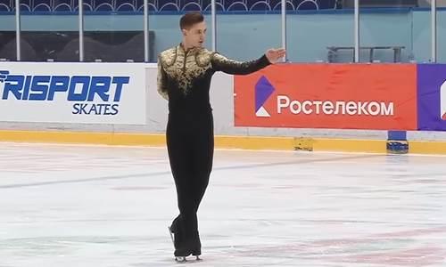 российский фигурист Максим Ковтун