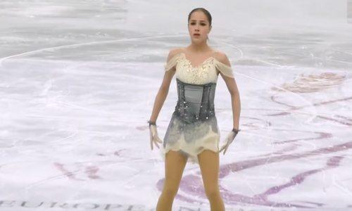 Алина Загитова,КП на ЧЕ 2019 в Минске