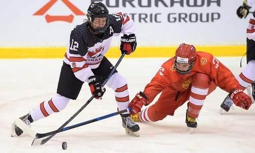 хоккей,Россия-Канада, женский МЧМ 2019