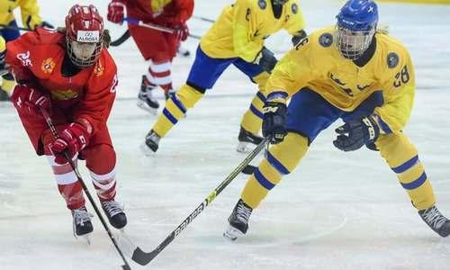 Хоккей,МЧМ Россия-Швеция