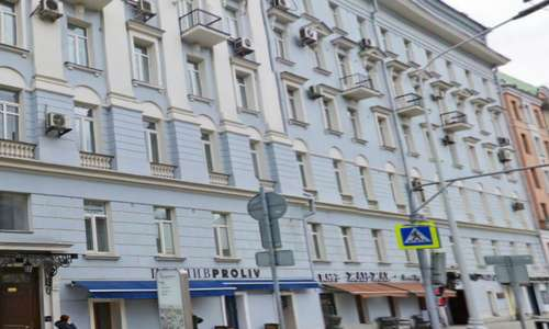 Никитский бульвар, 12, Москва
