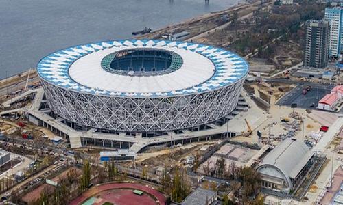 Волгоград-Арена, стадион в Волгограде