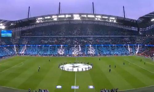 Лига чемпионов, стадион в Манчестере