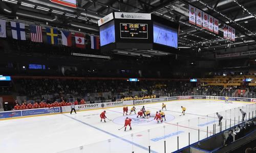 Хоккей, ЮЧМ 2019