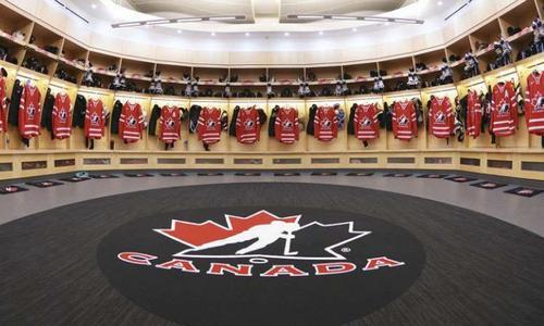 Канада, хоккей,ЧМ 2019