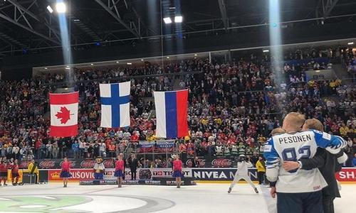 результаты ЧМ 2019 по хоккею