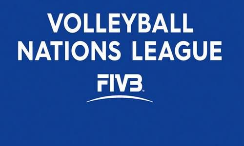 Волейбол, Лига наций, мужчины