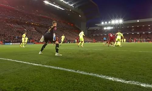 Ливерпуль-Барселона, 7 мая