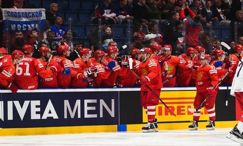 Россия-Чехия, матч за бронзу ЧМ 2019