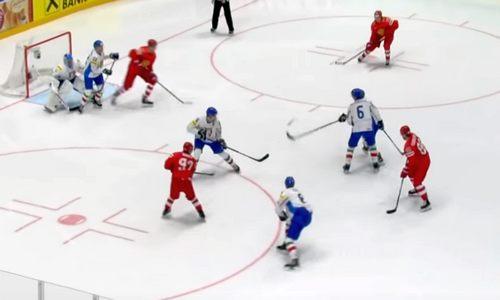 Россия-Италия, ЧМ 2019 по хоккею
