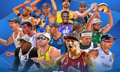 Чемпионат мира 2019 по пляжному волейболу
