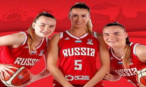 Россия, баскетбол