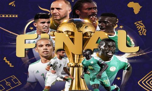 В финале Кубка африканских наций 2019 по футболу сыграют сборные Алжира и Сенегала