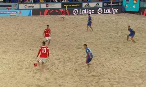 пляжный футбол, квалификация к ЧМ 2019