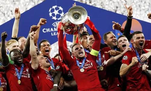 Ливерпуль выиграл Суперкубок УЕФА