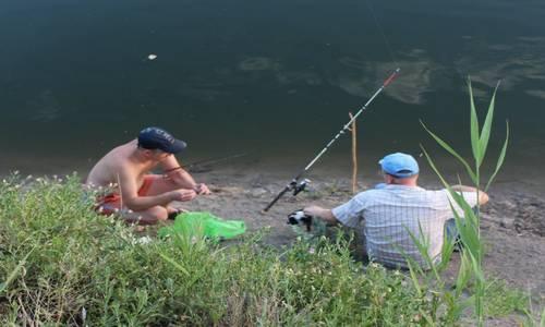Рыбаки на Ахтубе