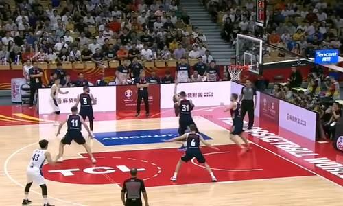 Россия-Южная Корея, баскетбол