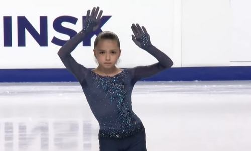 Камила Валиева, КП