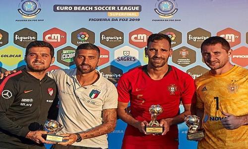 Суперфинал Евролиги 2019 по пляжному футболу