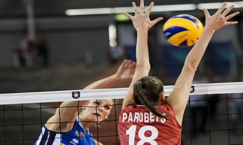 Россия-Италия, четвертьфинал ЧЕ 2019