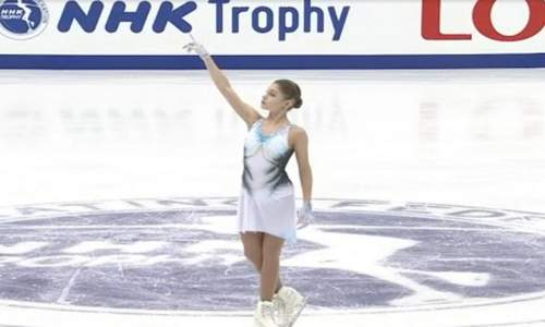Алена Косторная, Гран-при, Япония