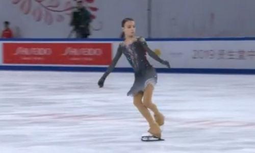 Анна Щербакова, Гран-при