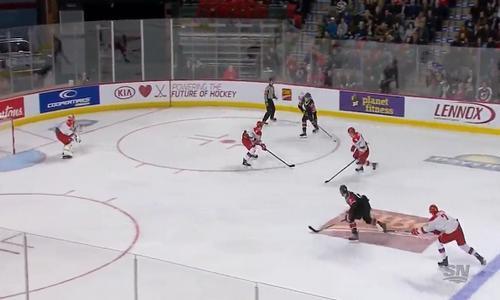 Суперсерия Россия-Канада, 2 матч