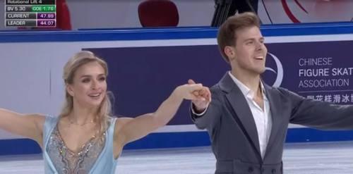 Виктория Синицина/Никита Кацалапов