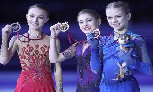 Финал Гран-при 2019, женщины