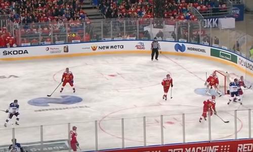 Хоккей, Кубок Первого канала