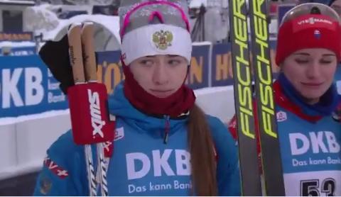 Светлана Миронова, спринт, бронза