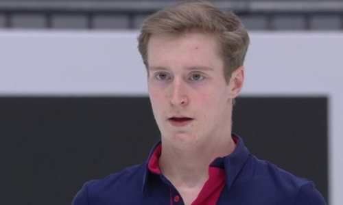 Александр Самарин, чемпионат Европы