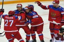 Матч Россия-Швеция третьего этапа хоккейного Евротура пройдет в Стокгольме 9 февраля